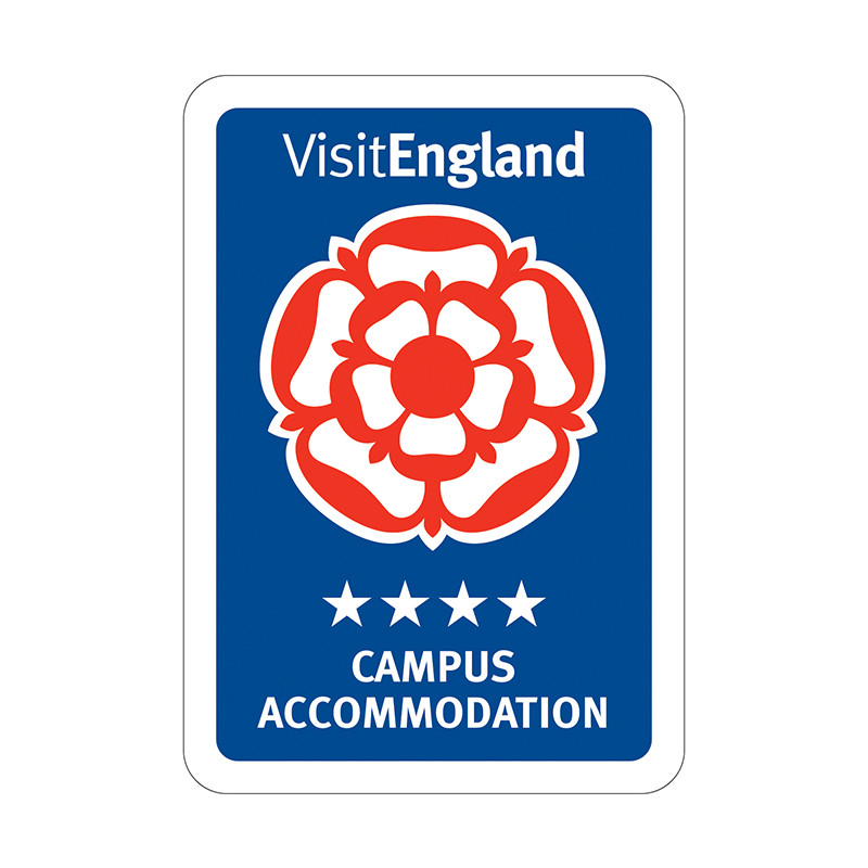 Visit England 4 Star Campus Accommodation
