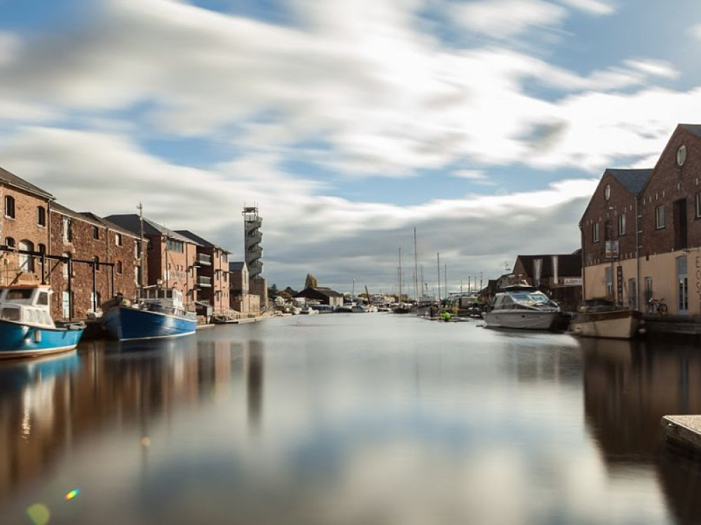 5 fantastic restaurants on Exeter quay