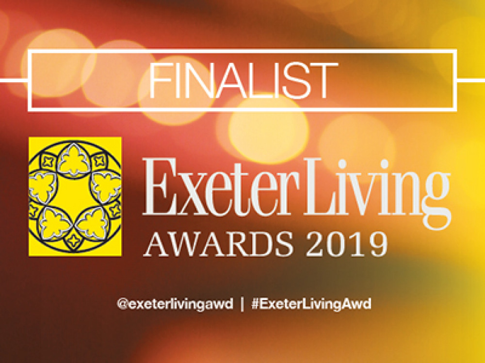 Event Exeter finalists in 2019 Exeter Living Awards
