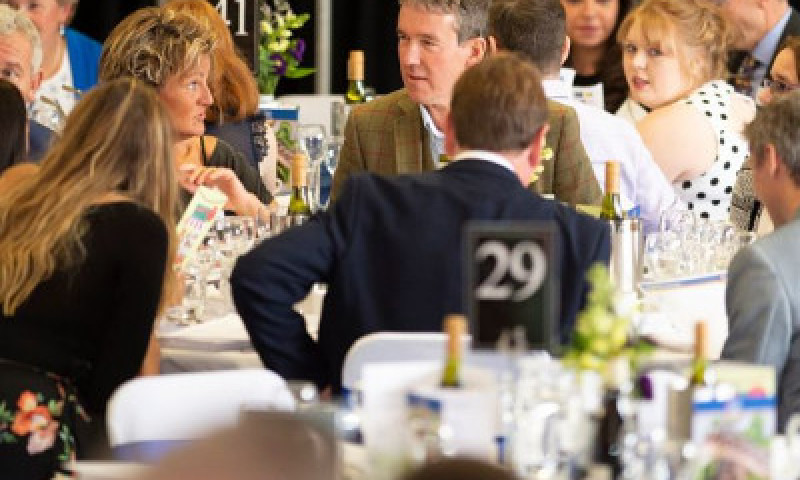 Awards Ceremonies & Gala Dinners