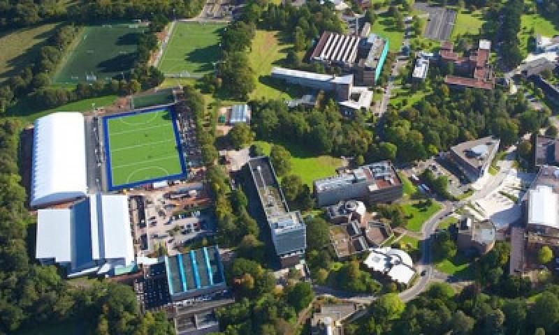 Sports facilities