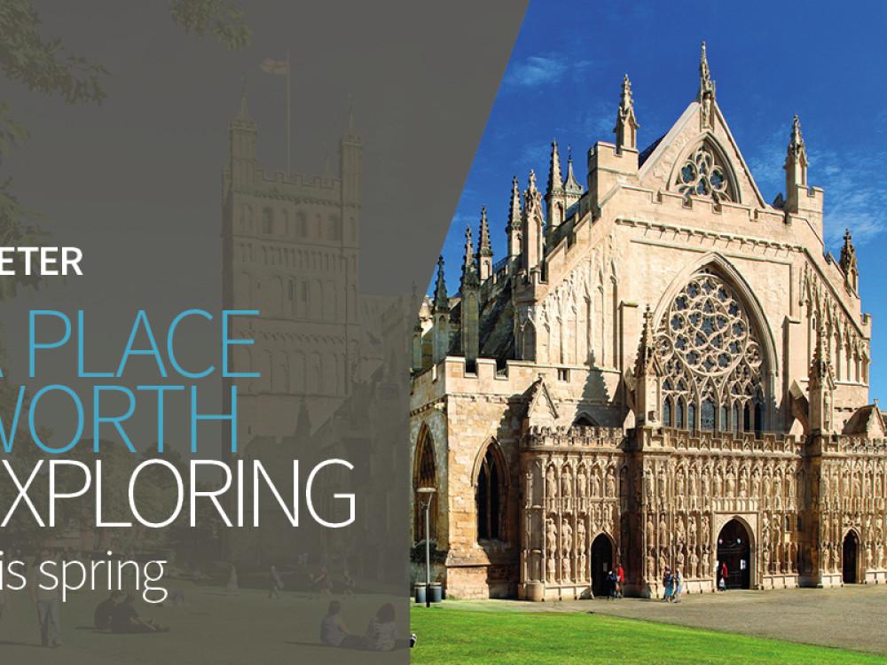 Explore Exeter's Historical Landmarks