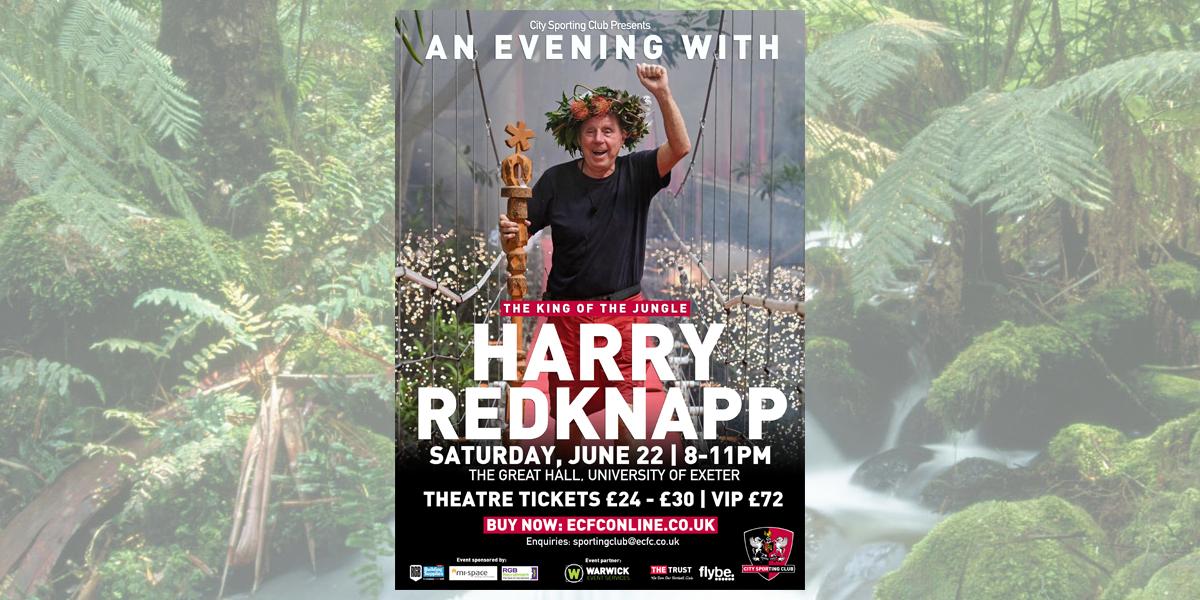 Harry Redknapp Blog