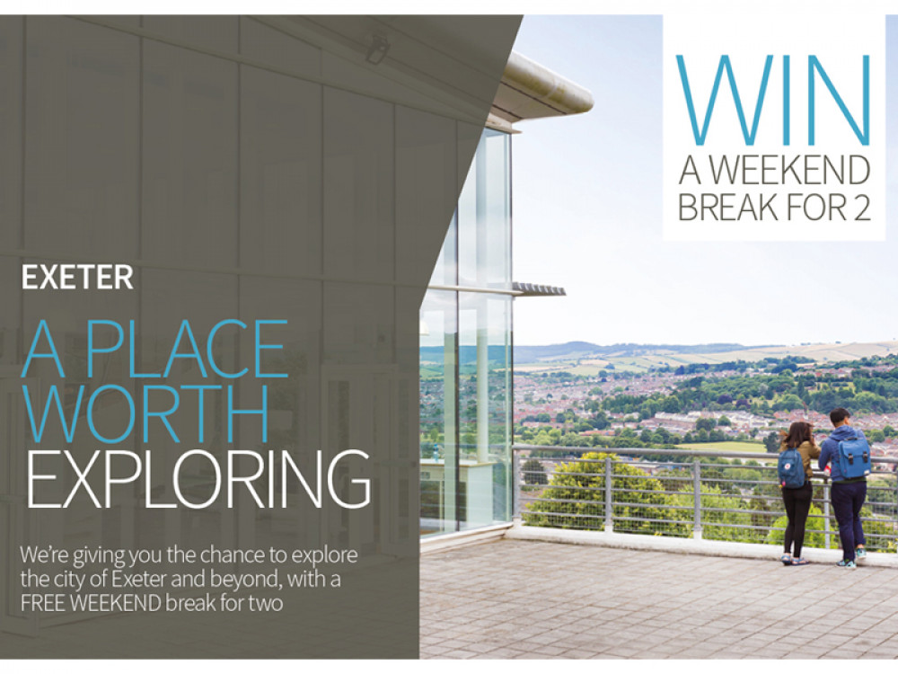 Win A Weekend Break For Two **This competition is now closed**