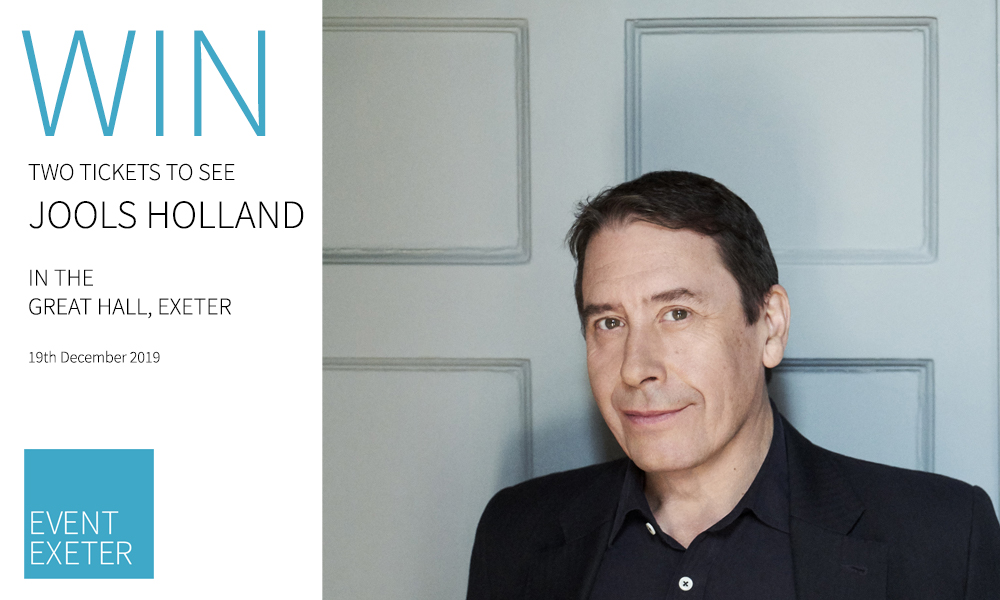 Jools Holland Competition blog header