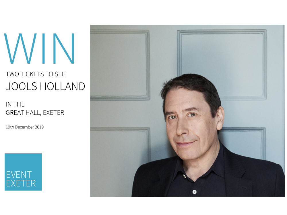 WIN Two Tickets To See Jools Holland **This Competition is now closed**