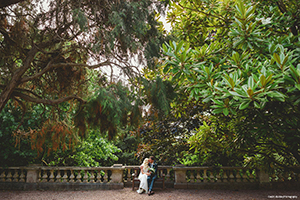 Wedding Gardens in page