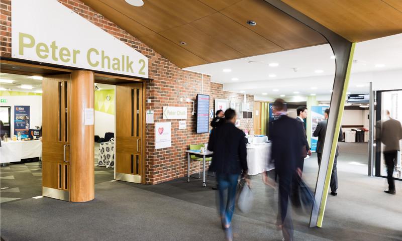 Peter Chalk Centre Virtual Tour